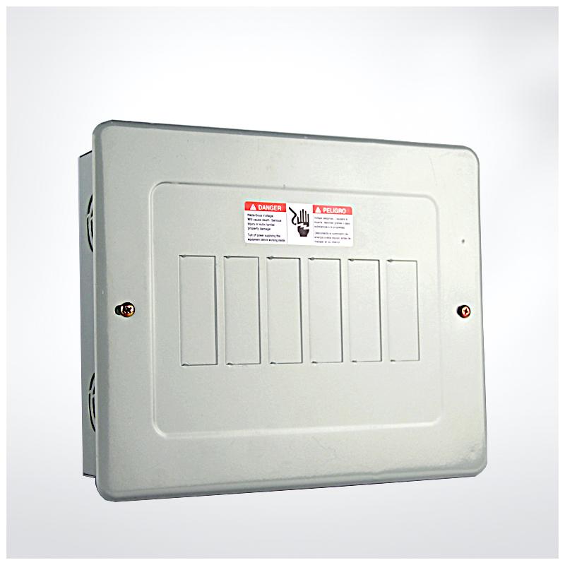 6 Way Electrical Control Leviton Outdoor Power Distribution Panel Board  Equipment Enclosure - Buy Electrical Distribution Panel Board,Electrical  Panel