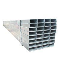 Lowest price gi square hollow section galvanized pipe sch80