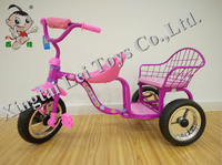 Popular children tricycle kids 3 CP wheels pedal car 2 seats for twins/Baby Tricycle with 3 CP wheels/Cheap Kid Tricycle bike