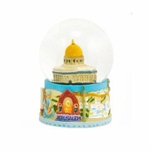 India building snow globe cheap wholesale