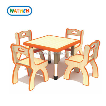 Fine New Design Plywood Material Preschool Kids Table And Chair Set Buy Children Gaming Chairs Children Wooden Chair Table Set Kids Wooden Desk Children Machost Co Dining Chair Design Ideas Machostcouk