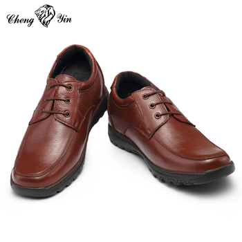 520dbde8362 New Fashion men casual formal shoes for men genuine leather Breathable Male  shoes casual from china