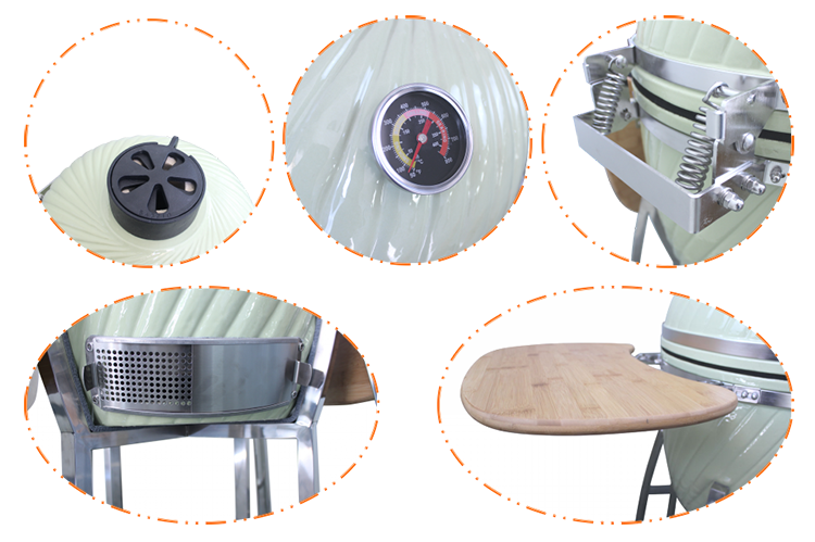 New Long-term Value Competitively Priced Japanese Ceramic Grill