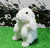 Good quality lifelike bunny rabbit toy plush rabbit