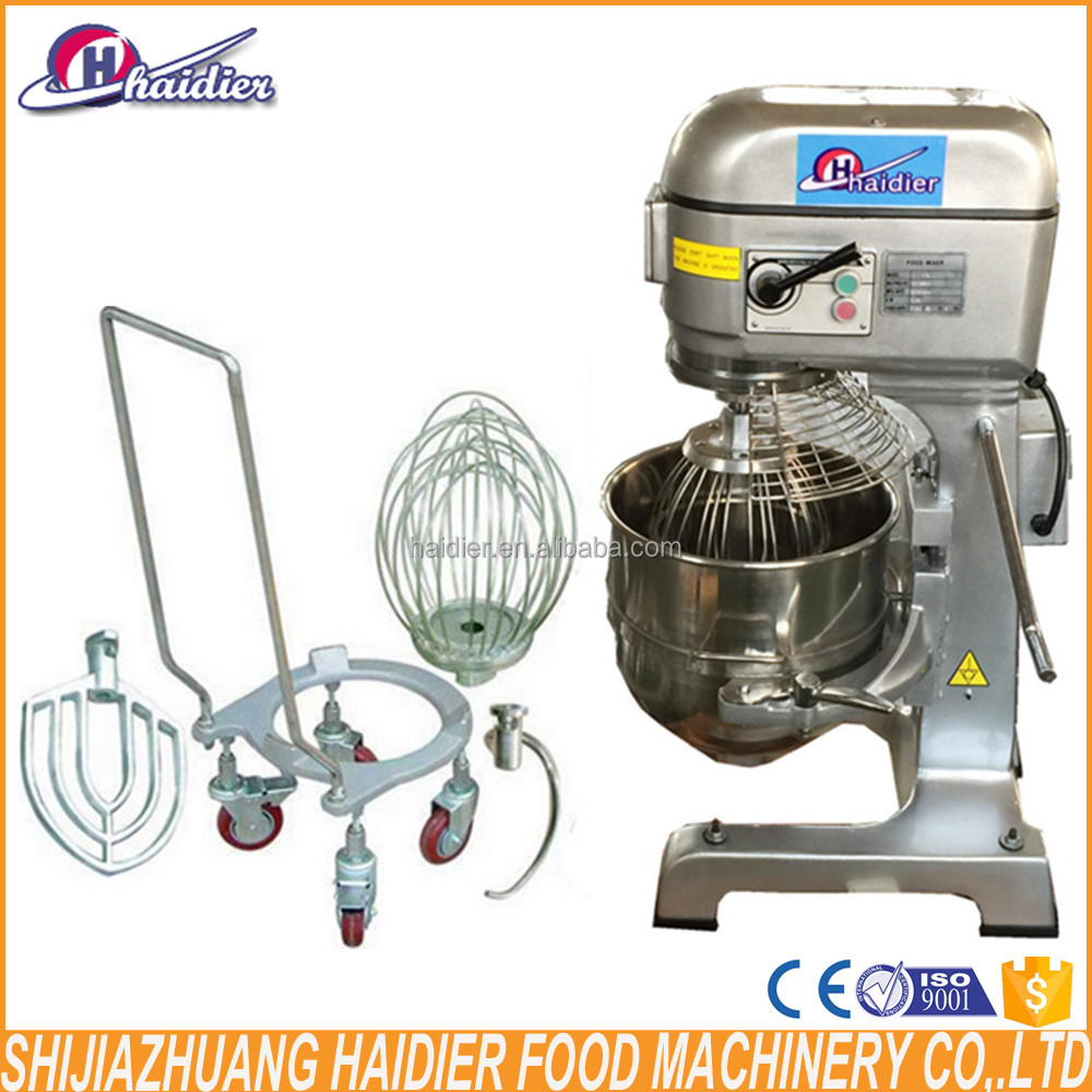Used Industrial Cake Mixer