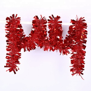 High Quality Glitter Bulk Tinsel