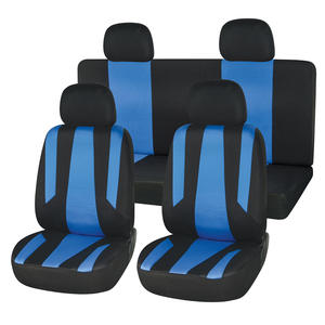 4 Seat Reusable Car Polyester Material Car Seat Cover