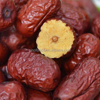 da zao dried chinese sweet fruit jujube newest dried red jujube, Beautiful flower