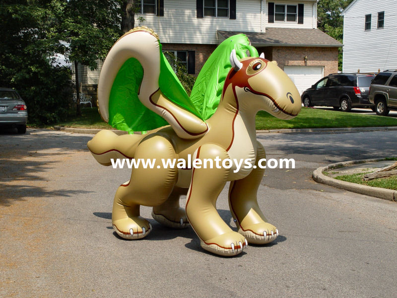 Plastic Inflatable Toys China Supplier/inflatable Kid Riding Horse ...