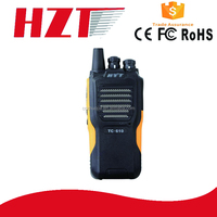 HYT TC-610 450-470Mhz 1200mAH IP66 Standard Battery Portable Two Way Radio