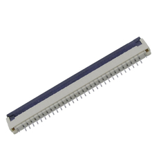 0.5 FPC/FFC connector H2.0 tipo flip <span class=keywords><strong>display</strong></span> lcd preço de fábrica