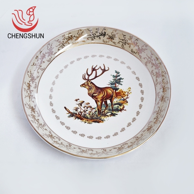 New product 12 inch beautiful reusable wholesale decorative kitchen dishes ceramic dinner plates  sc 1 st  Alibaba & Buy Cheap China ceramic decorative dinner plates Products Find ...