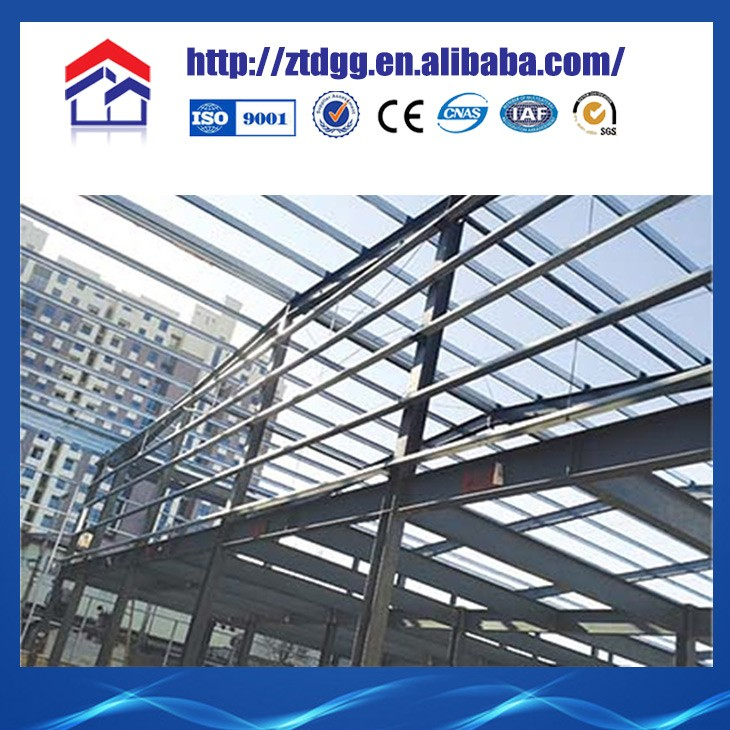 Light Steel Truss For Prefabricated Steel Structure House