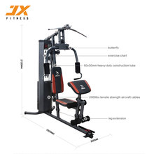 <span class=keywords><strong>JunXia</strong></span> Gym power viber body fitness machine Buitenste Dij Oefening