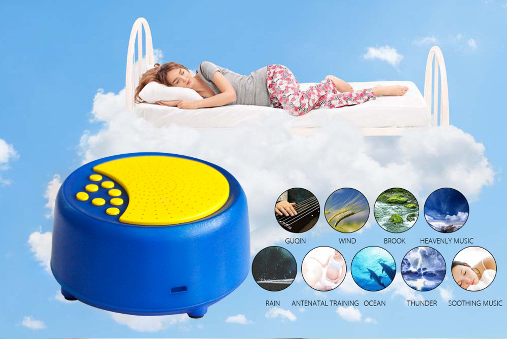 Custom Personalized Nature Sound White Noise Machine For Good Sleep