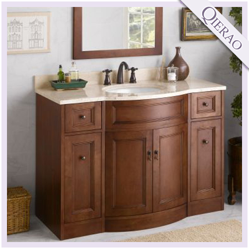 48 French Used Bathroom Vanity Cabinet