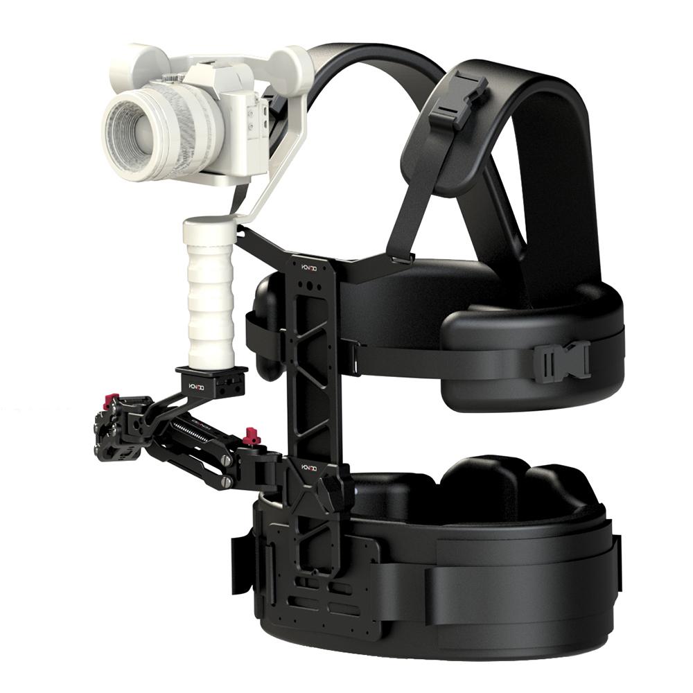 DIGITALFOTO Camera Video Gimbal support vest 5kg weight bear steadicam for Zhiyun DJI Ronin Feiyu Freefly like Easyrig Readyrig