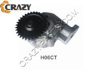 engine spare part H06CT oil pump,diesel oil pump H06CT