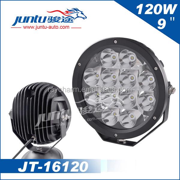 Jt-3700 9-32v 4x4 Car Accessories 7 Inch Round 48w Led Work Light ...