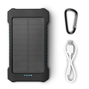 For Apple Iphone 6S Wholesale Portable Charger Solar Power Bank 8000Mah