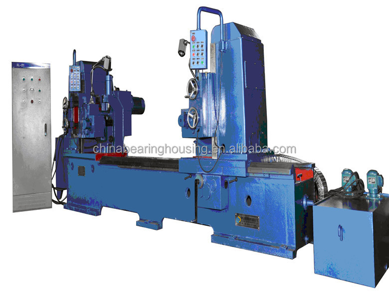 milling machine conveyor roller making machine