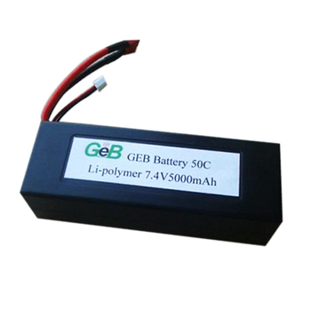 High rate RC Lipo Battery Pack 14.8V 11.1V 7.4V5200mAh 50C