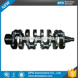 Forged or Cast Crankshaft For Suzuki G16B Crankshaft