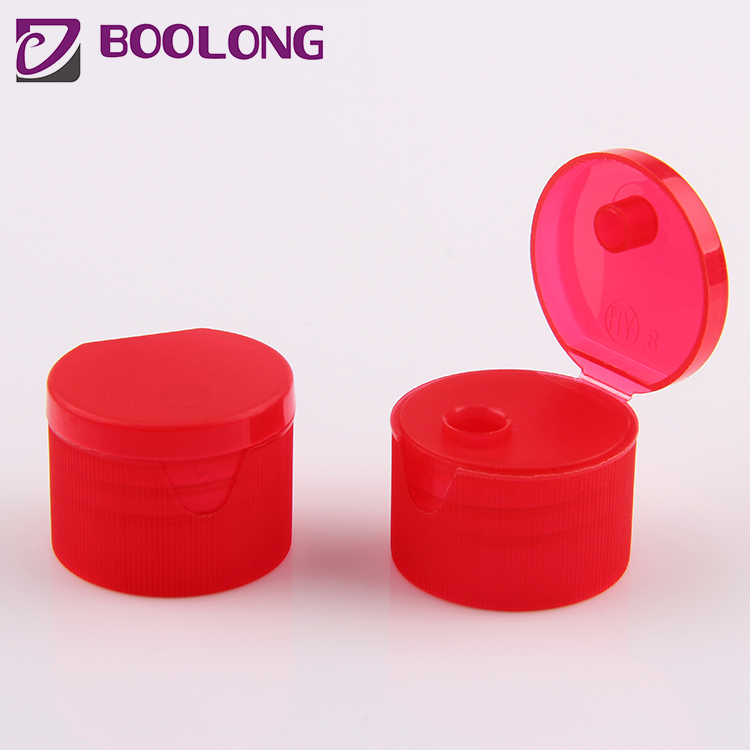 colorful plastic swing top cap plastic cap for water bottle