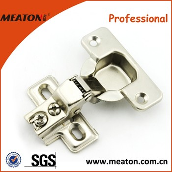 Meaton short arm door hinge