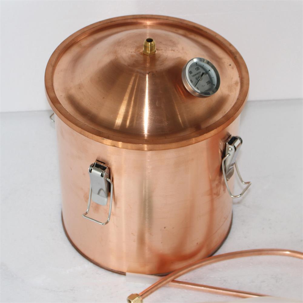 Home Distiller / Mini Distillation Equipment / Alcohol ...