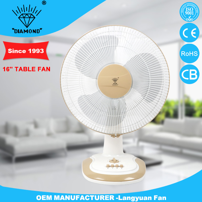 Alibaba china supplier 16inch best table fan winding machine with high quality