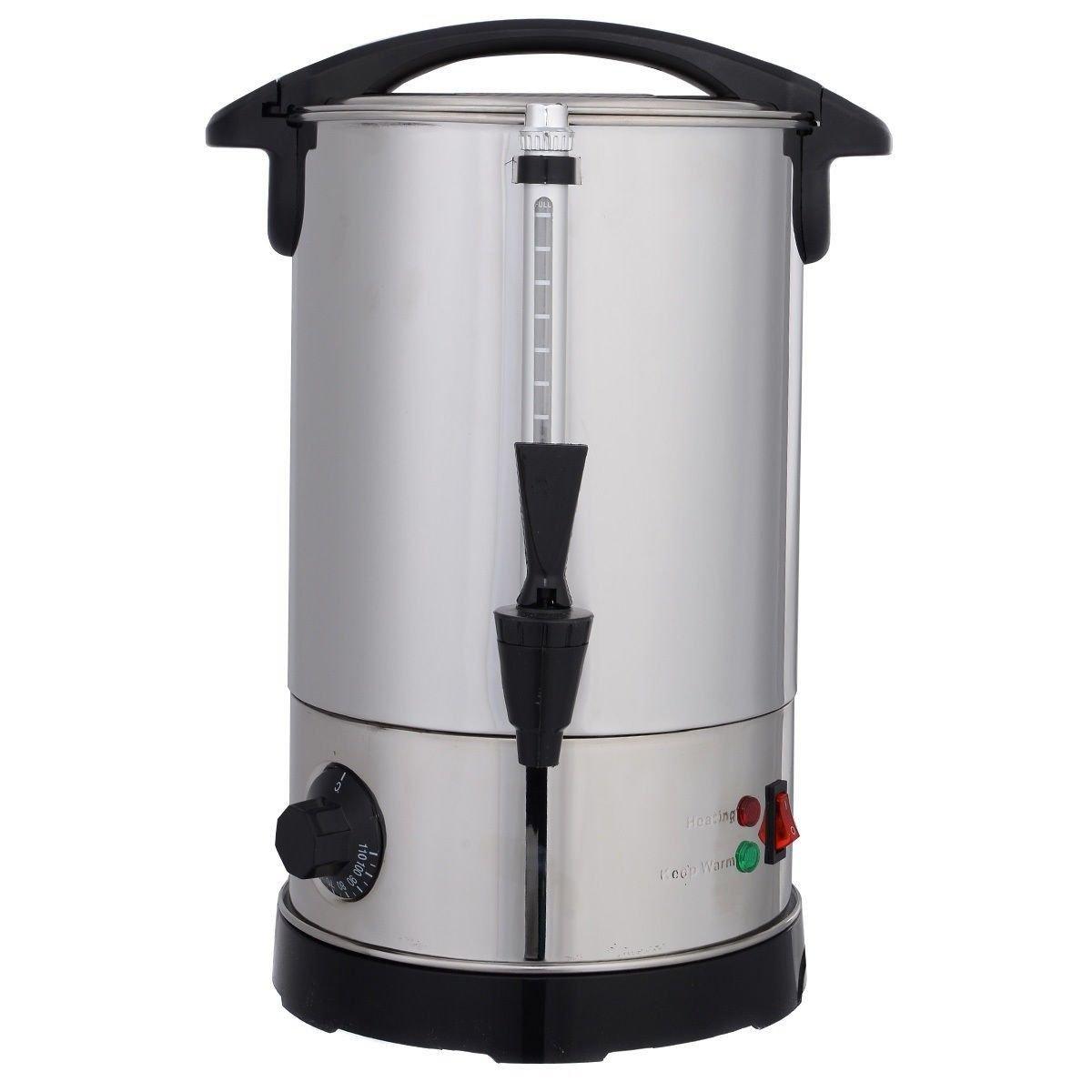 Stainless Steel 6 Quart Electric Water Boiler Warmer Hot Water Kettle Dispenser ,product_by: patsbargainhut14 it#59252455166927
