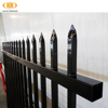 Direct supplier professional manufacture ISO & CE factorty tubular steel fence post