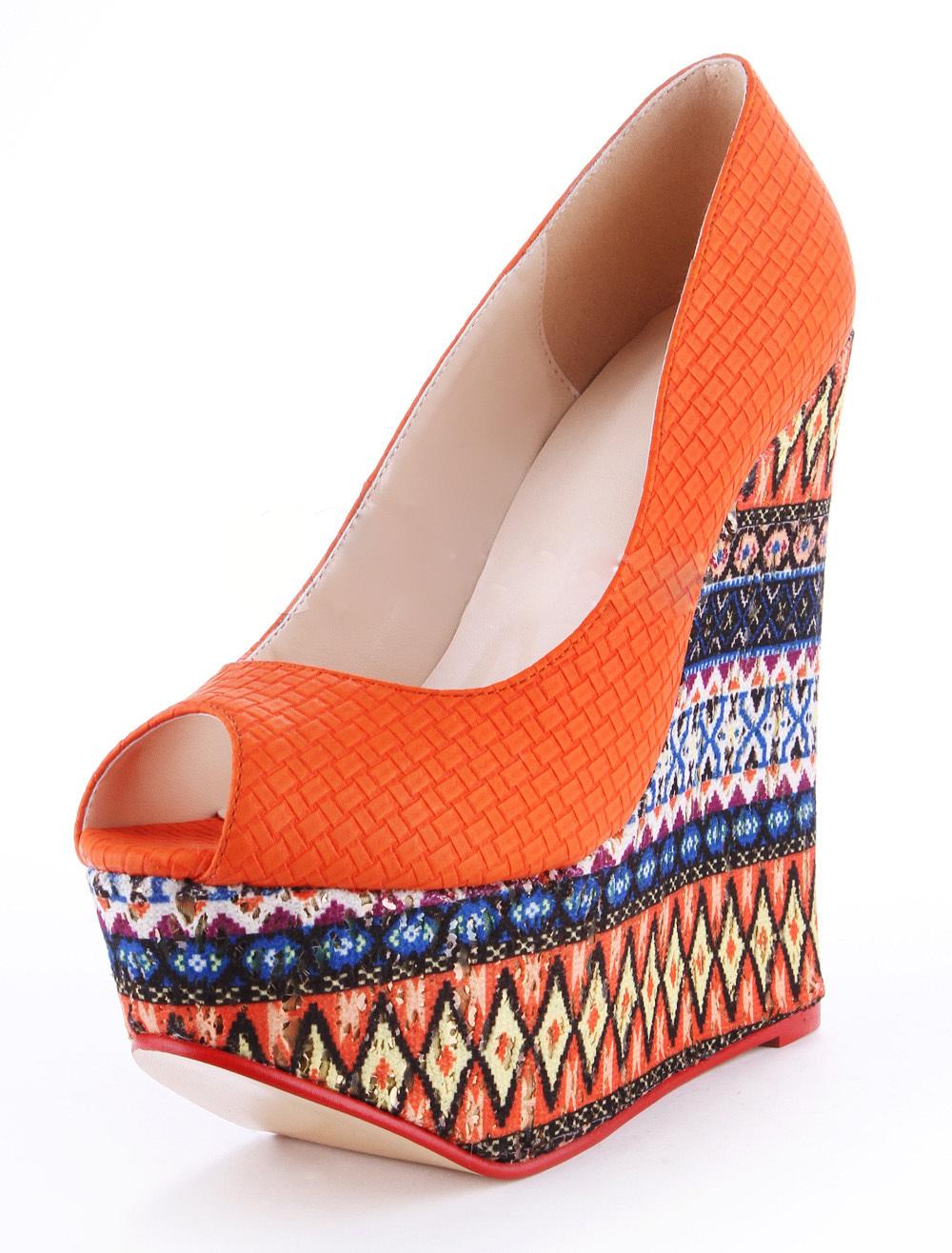 Wedge Heels On Sale