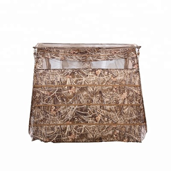 new model pop up camo camouflage 2-man hunting blind