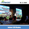 China manufacturer cheap meeting hall full color RGB SMD 3528 P6 indoor led display