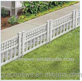 Flower Bed Border Garden Lawn Edging Fence
