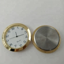 Mini <span class=keywords><strong>Orologio</strong></span> Inserto 50mm con Movimento Al Quarzo Giapponese