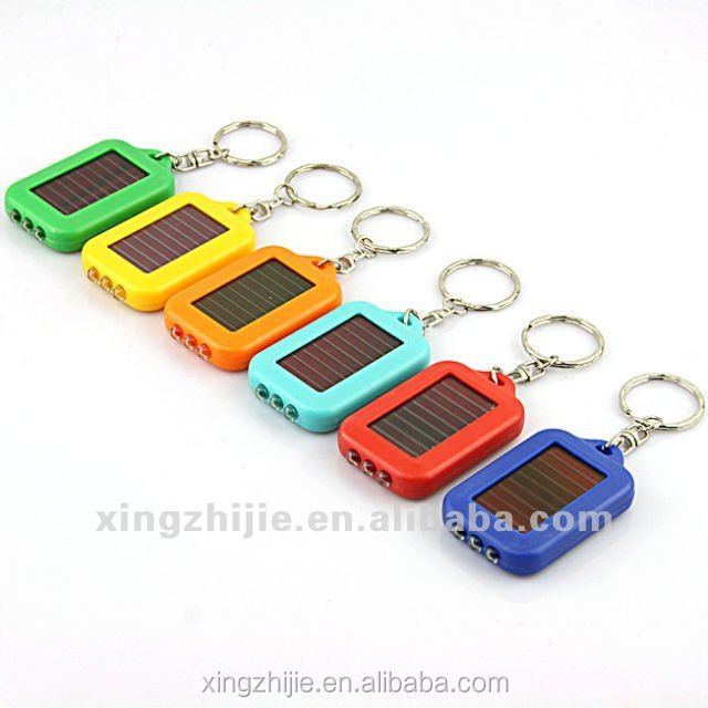 led flash key chain for promotion gift shenzhen factory