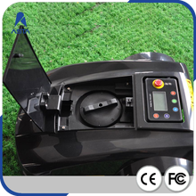 New design automatic wifi cotrol 4pcs blades S520 robot grass cutter Lawn mower