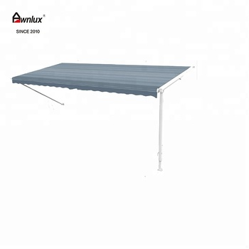 2.5M awning material suppliers canopy with awning shade awnings for home