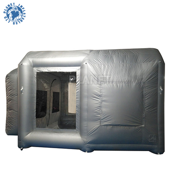 Durable Portable Inflatable Spray Booth For Car Garage ...