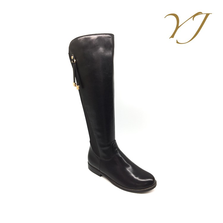 high quality thigh high rubber boots cheap safety
