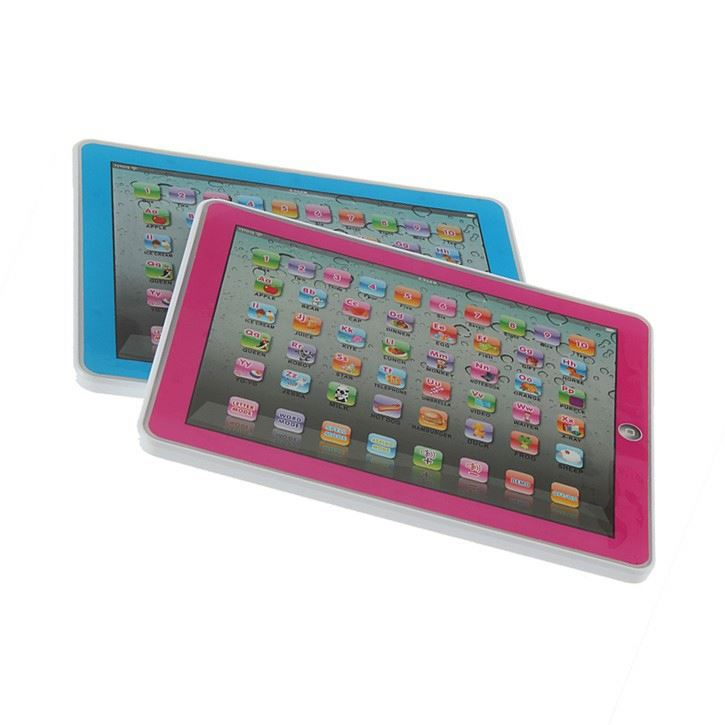Kids English Computer Learning Education Machine Tablet Toy Gift for Children