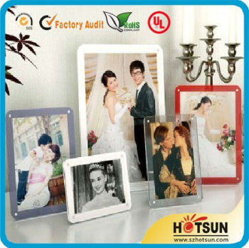 Cheap Happy Wedding Anniversary Picture Frame For Love Home