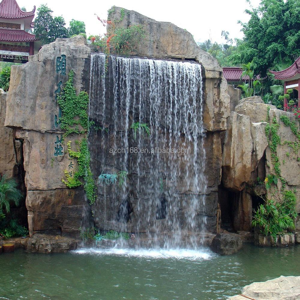 Parc public ou jardin fontaine d 39 eau des cascades for Cascade d eau jardin