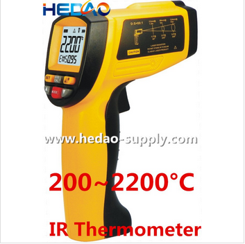 NON-CONTACT IR LASER TEMPERATURE GUN INFRARED DIGITAL THERMOMETER SIGHT HANDHELD REMOTE TEMPERATURE SENSOR - KingCare | KingCare.net