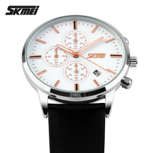 buy directly in factory skmei orginal factory men leather watch
