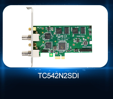 4 Channel HDMI USB Input PCIe 4U Video Capture Card