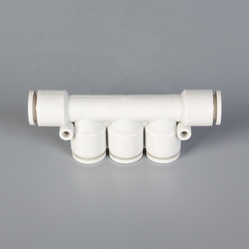 """1//2/"""" Female BSPP Reducer Solar Fitting Connector  POM 5PCS 3//4/""""Male"""